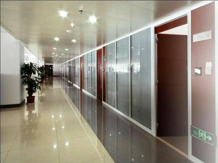 办公室隔断玻璃隔断墙-昆明办公室玻璃隔断-玻璃隔断玻璃