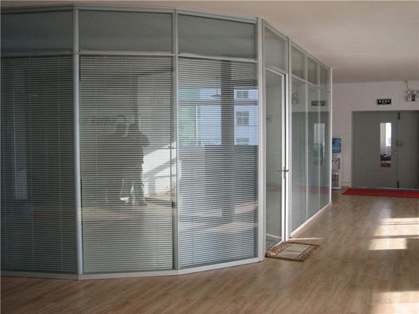 合肥隔断双层玻璃-玻璃隔断报价-办公室玻璃隔断电话