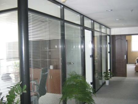 合肥玻璃隔断厂家-办公室成品玻璃隔断-办公室玻璃隔断报价