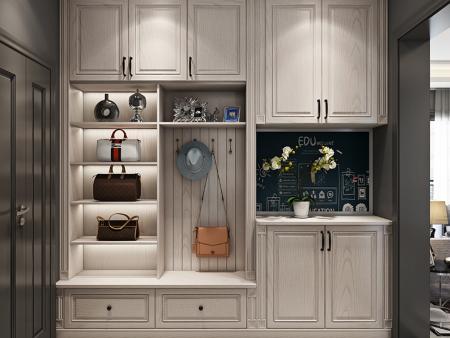 煙臺板式家具定做價格-煙臺板式書柜-煙臺板式鞋柜