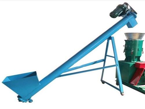 加工生产 绞龙输送机 螺旋输送机 无轴输送机 管式输送机