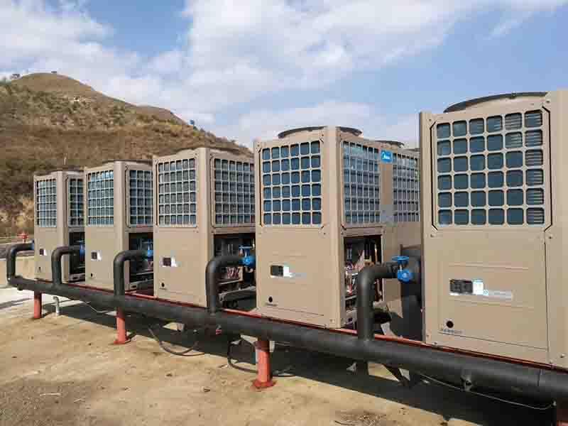 兰州空气能热泵工程公司-兰州市空气源热泵地暖