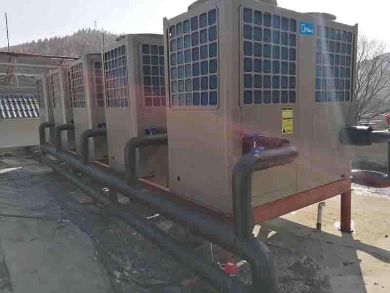 白銀空氣能熱泵工程-西北空氣源熱泵公司-甘肅空氣源熱泵公司
