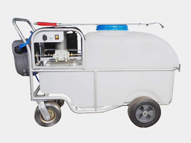 推车式电动喷雾器供应商-推车式喷雾器供货商