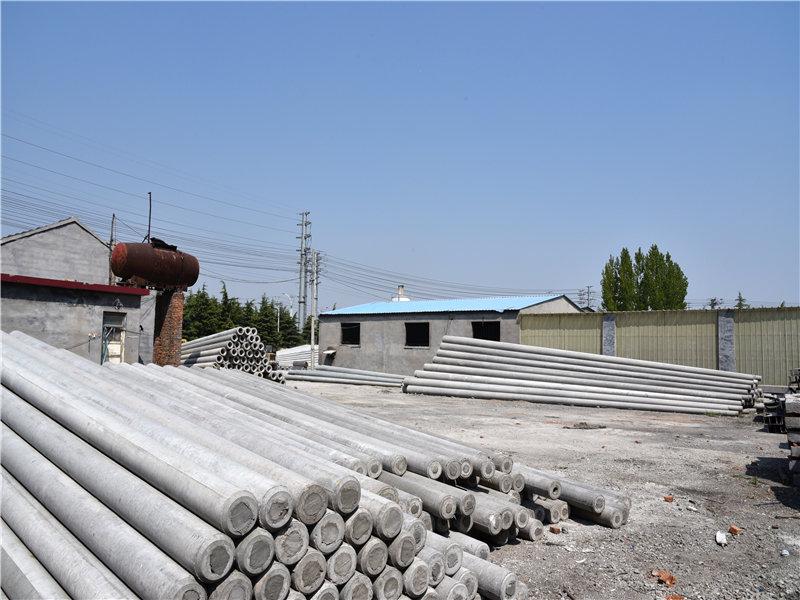 通信电线杆生产厂家-莱州钢筋混凝土电线杆