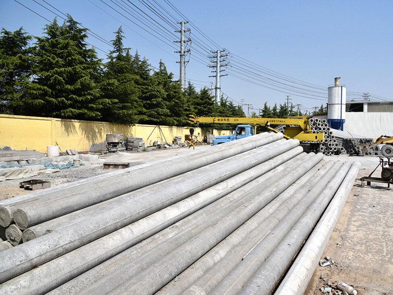 混凝土电杆哪里卖-寿光工程电杆-安丘工程电杆