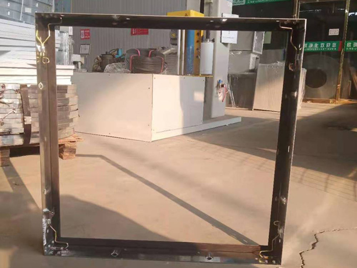 天津空气过滤器-欣琪净化提供实惠的高效过滤器框架单元