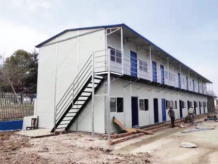 彩钢箱房多少钱一套-山西彩钢板房建设-陕西彩钢板房