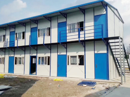 彩钢箱房多少钱一套-陕西彩钢板房报价-陕西彩钢板房建设