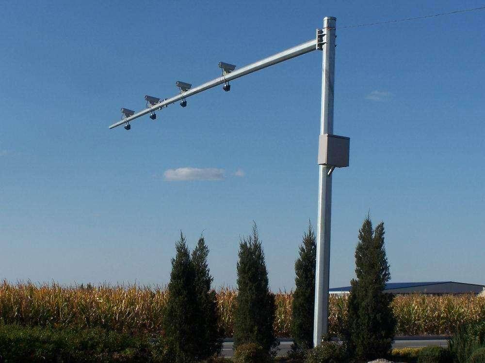 承德監控桿|振華工程照明提供熱賣監控桿