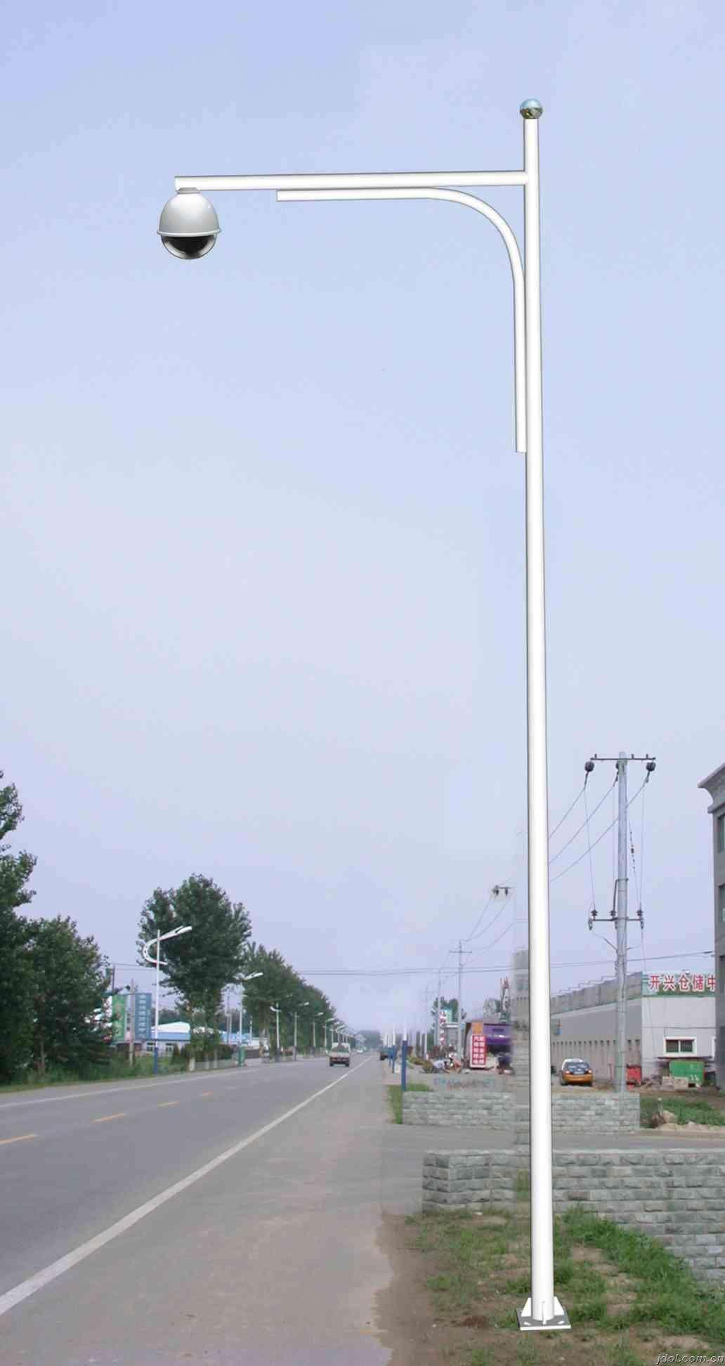 北京监控杆多少钱-哪里可以买到报价合理的监控杆