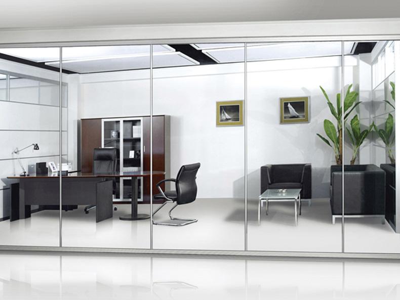 池州玻璃隔断厂家-六安单层玻璃高隔断-马鞍山单层玻璃高隔断