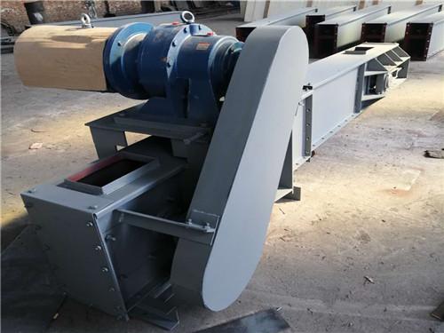 刮板输送机 FU链式输送机 粮食输送机