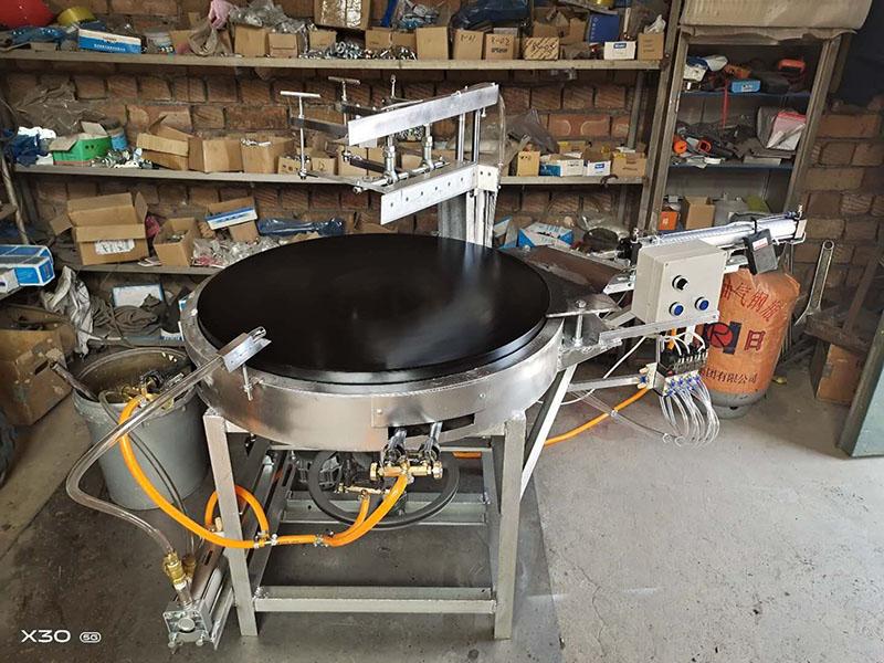 半自动煎饼机生产厂家-实惠的半自动煎饼机在哪买