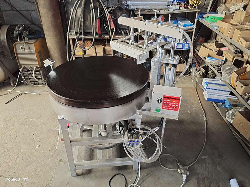 济宁手工煎饼机_耐用的半自动煎饼机在哪可以买到