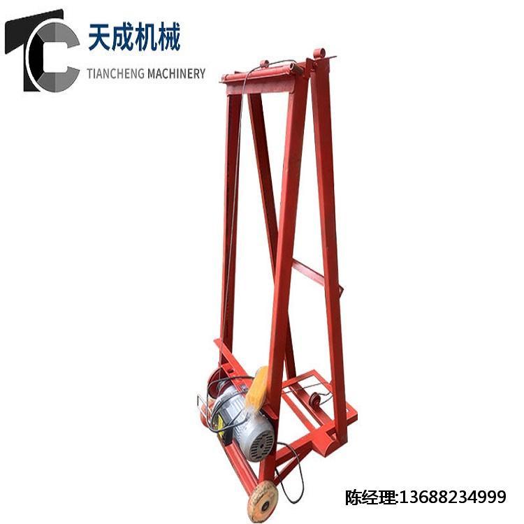 二次结构混泥土输送泵-带软管的二次结构泵-小型二次结构泵图片