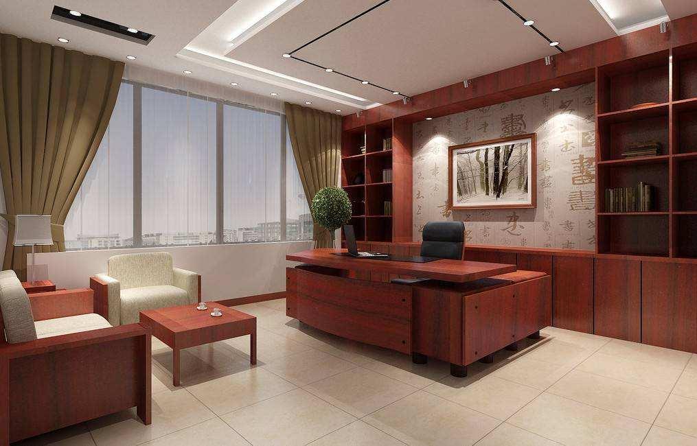 主管办公室设计搭建//经理办公室设计搭建