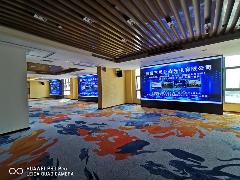 龙海LED全彩屏-靠谱的LED全彩屏否则供应商是哪家
