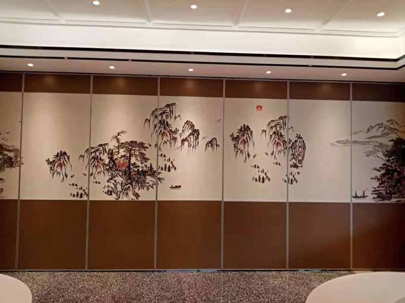辦公隔墻價格-福清酒店活動隔墻-永安酒店活動隔墻