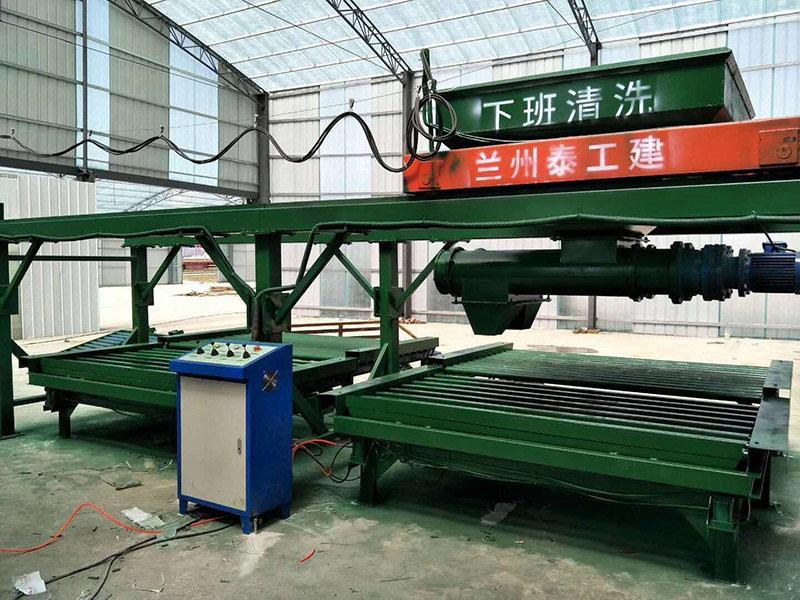 西宁路桥专用混凝土布料机|优良的预制构件布料机兰星游2注册泰星游2注册建供应
