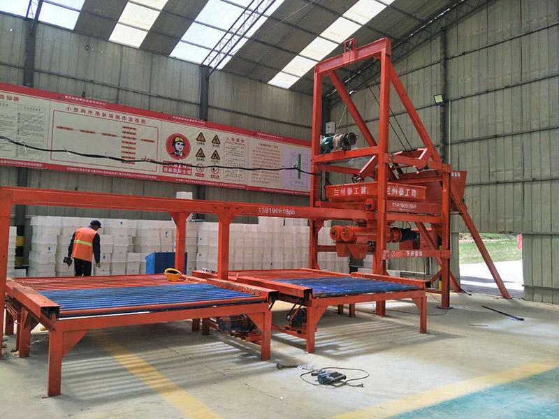 西宁小型预制件的机器-兰星游2注册水泥混凝土预制构件生产设备厂星游2注册