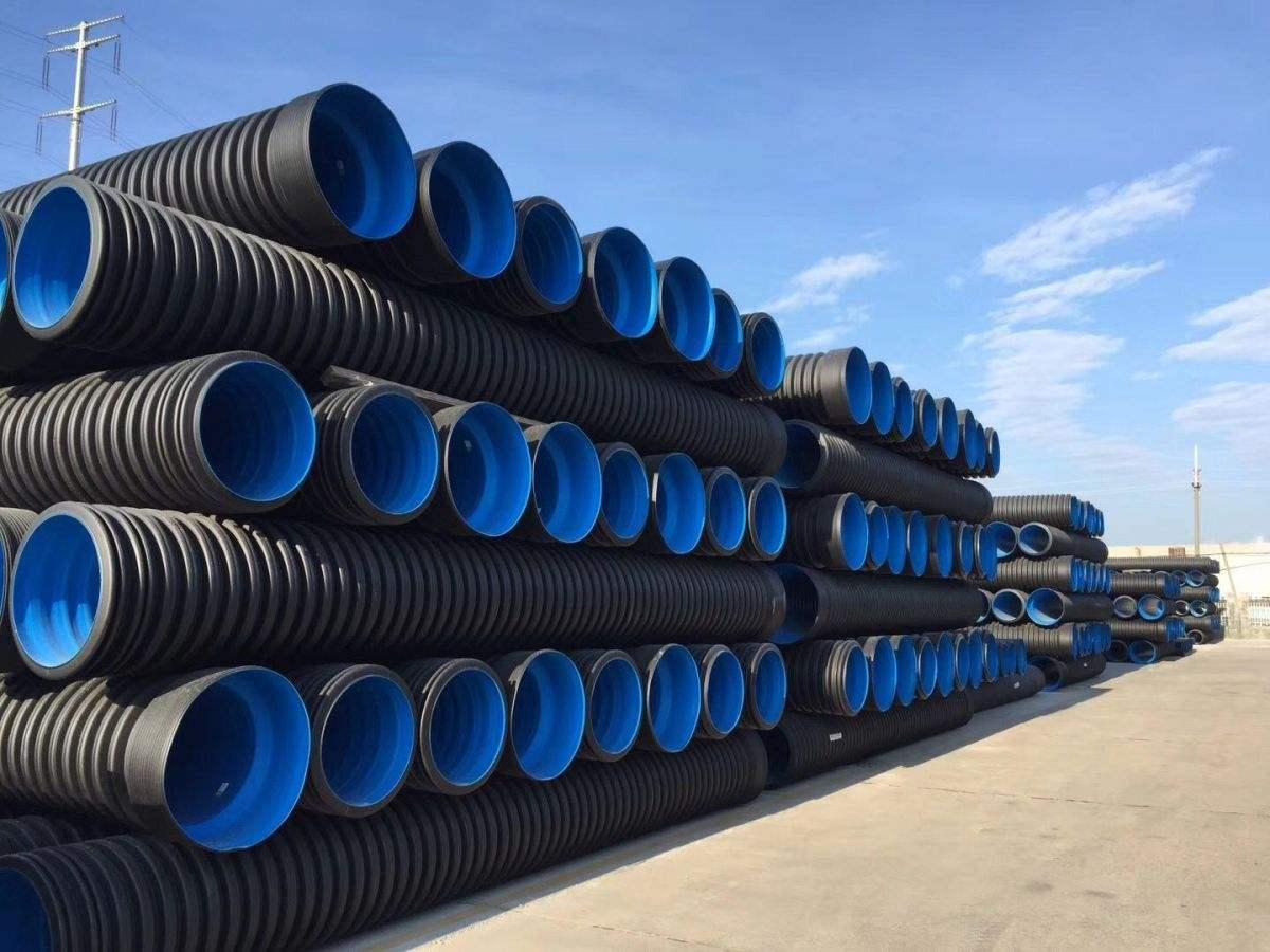 双壁波纹管哪里便宜-买HDPE双壁波纹管当选全民管道有限公司