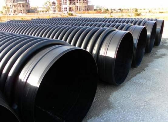 福建HDPE增强缠绕管B型-供应漳州优良HDPE增强缠绕管B型