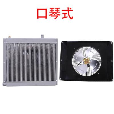 翅片式/口琴式散热器/升温快效果不错-养殖厂供暖设备