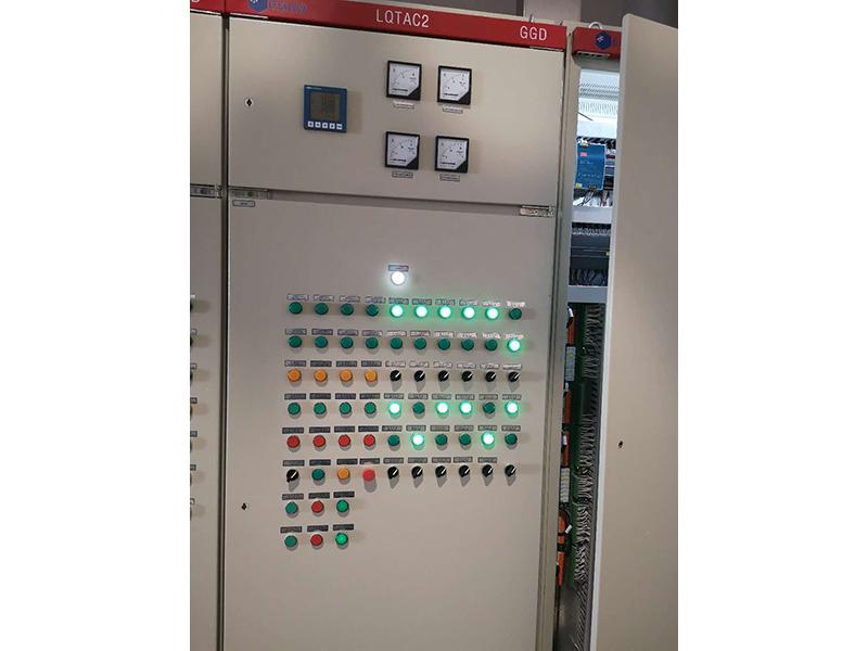 自控配电柜就选【兰州百佳制冷设备】甘肃自控配电柜设计编程研发