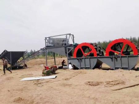 洗沙机订做  洗砂机生产厂家