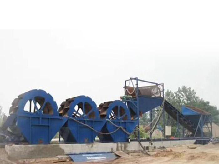 輪式洗砂機,輪式洗砂機制造商,輪式洗沙機訂做