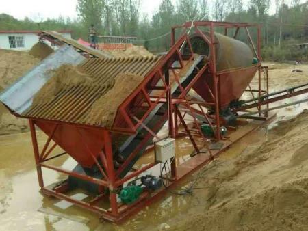 筛沙机械  筛砂设备