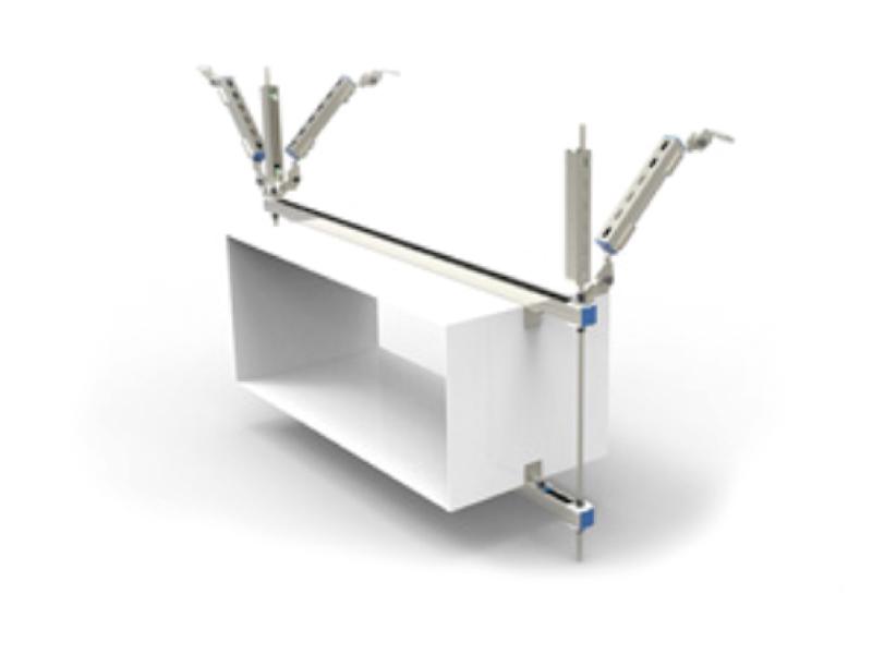 泉州风管抗震支架-实惠的风管抗震支架中程欣供应