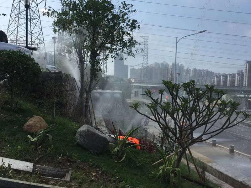 浇灌管道工程承包商-中程欣有保障的市政工程施工推荐