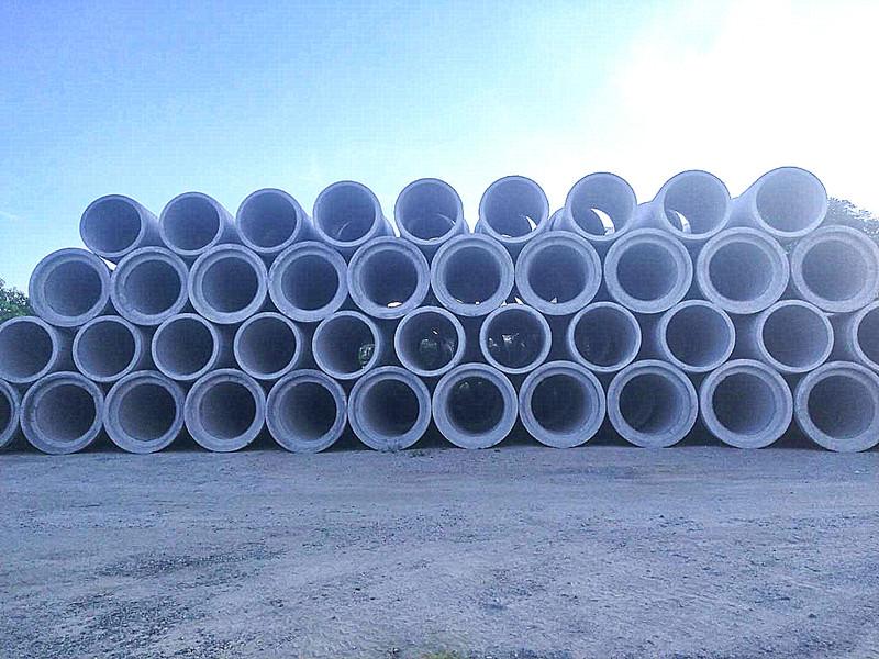 排水管图片-有品质的钢筋混凝土排水管恒源水泥管厂供应