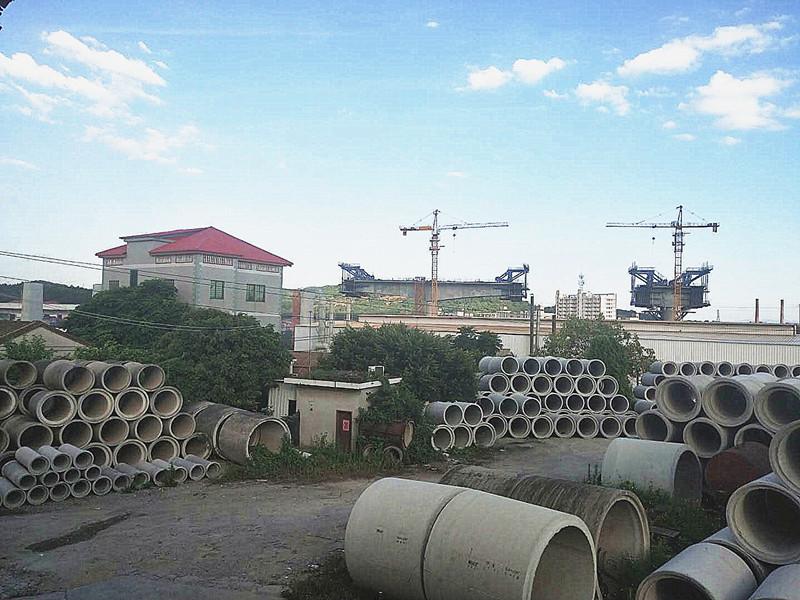 排水管图片_哪里可以买到优良的钢筋混凝土排水管