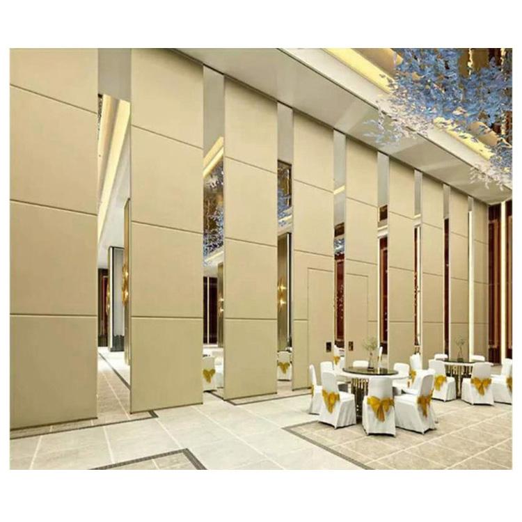 酒店隔断墙-酒店移动隔断厂家-酒店玻璃隔断