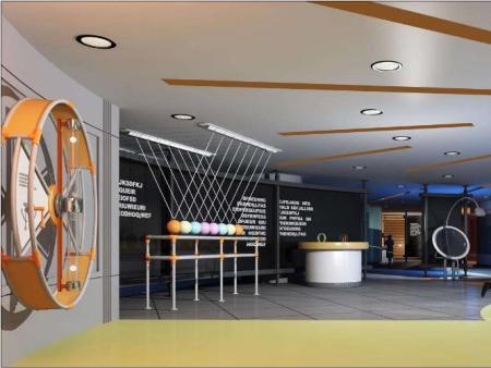 《抢福啦》招商展厅设计搭建—和泰—招商展厅设计施工