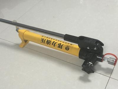 液压手动油泵|超高压手动泵生产厂家