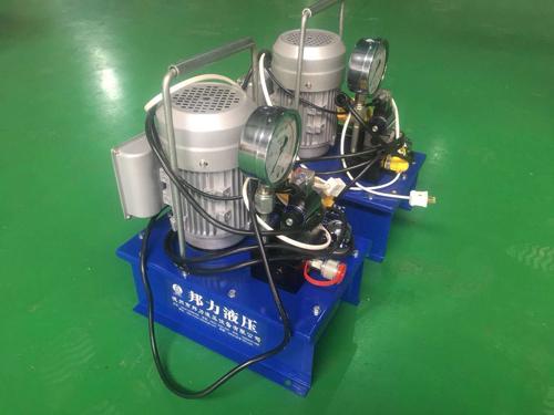 一拖二手動控制液壓站-蘇州電動泵生產廠家-宿遷電動泵生產廠家
