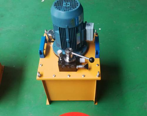 一拖二手动控制液压站-泰安电动泵生产厂家-威海电动泵生产厂家
