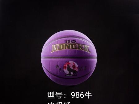 甘肅翻毛超纖籃球-廈門優良的籃球供銷