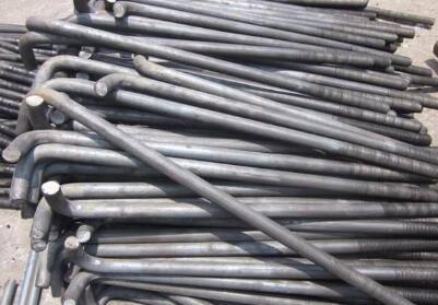 陕西预埋地脚螺栓厂家报价-希达紧固件专注制造