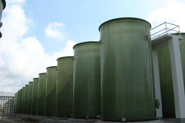 立式玻璃钢储存罐-耐腐蚀立式玻璃钢储存罐多少钱