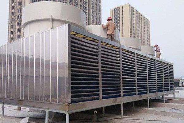 工业方形冷却塔||工业冷却设备
