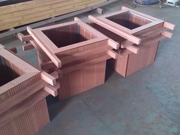六安塑木材料-耐用的塑木景观材料哪里买