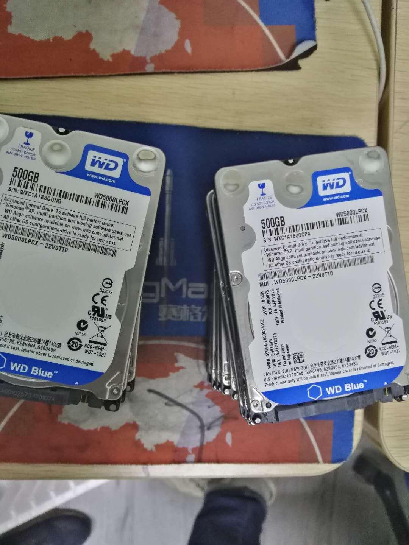 全新高速缓存SATA接口HDD机械硬盘500GB