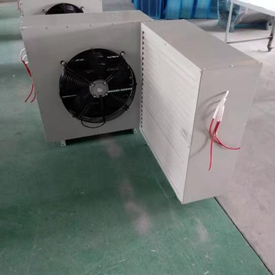 盐城暖风机厂家-通昊空调新款蒸汽暖风机出售