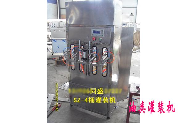 油类灌装机-食用油灌装机怎么样-食用油灌装机哪里卖