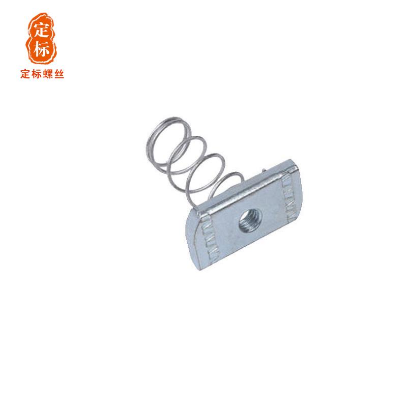 晶科光伏发电-1型螺母-圆螺母垫圈